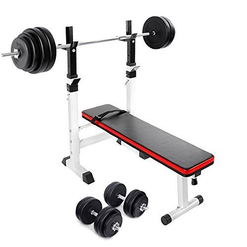 bench and weights package
