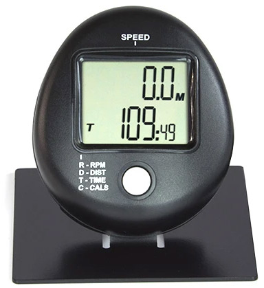 DeskCycle Performance monitor