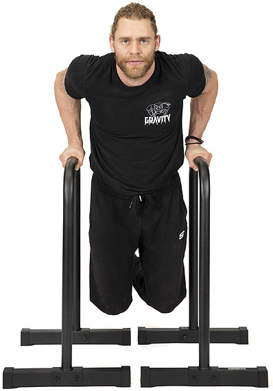 Gravity Fitness Parallettes