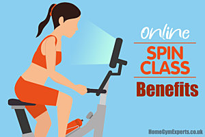 Benefits of Online Spin Classes