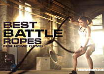 Best Battle Ropes For Home Gyms