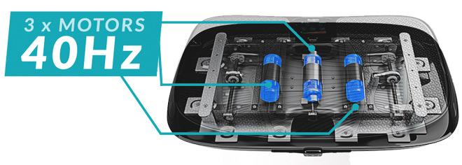 Bluefin 4D Vibration Plate Motors