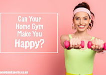 Fitness Feels: Can your home gym make you happier?