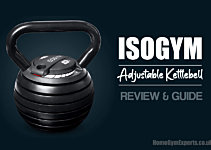 IsoGym Adjustable Kettlebell Review