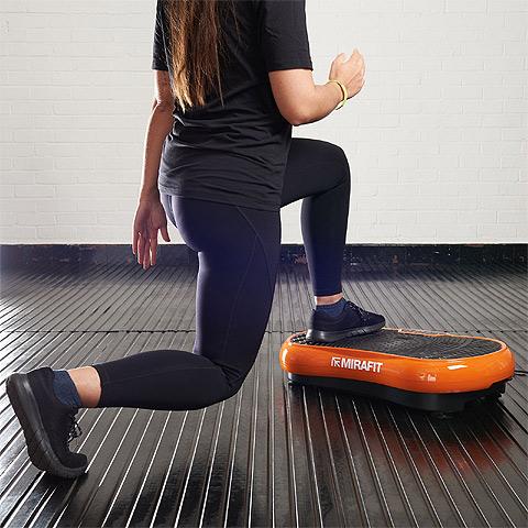 Mirafit Exercise Vibration Plate