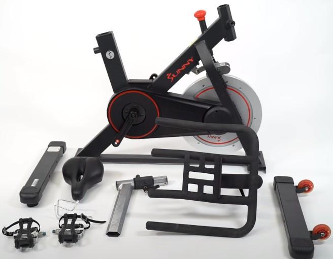SF-B1805 bike assembly