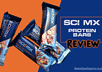 Sci-MX Protein Bars / Flapjack Review