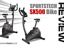 Sportstech ESX500 Review - A Smart Exercise Bike on a Budget?