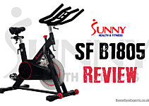 Sunny Health & Fitness SF-B1805 Review - A Sunny Outlook?