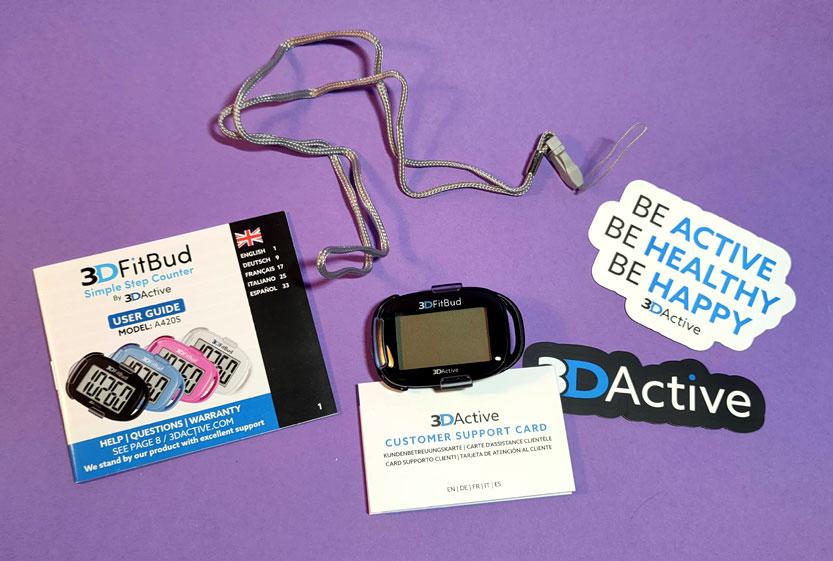 3D FitBud Accessories