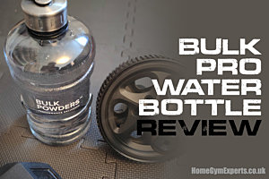 Bulk Pro Water Bottle Review