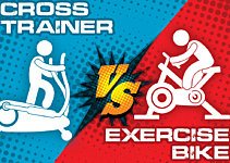 Cross Trainer vs. Exercise Bike - Which One is Right For You?