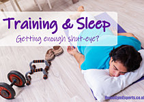 How much sleep do you need when working out?