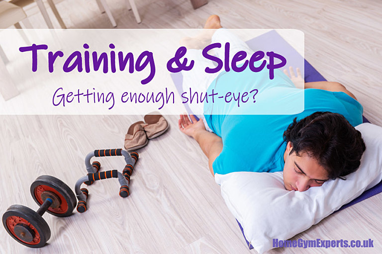 How much sleep do you need when working out