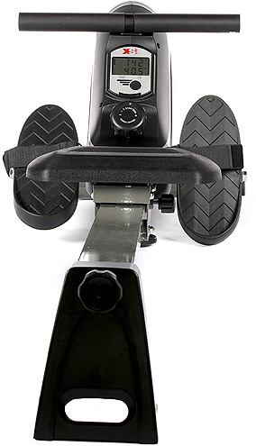 R310 rower from above