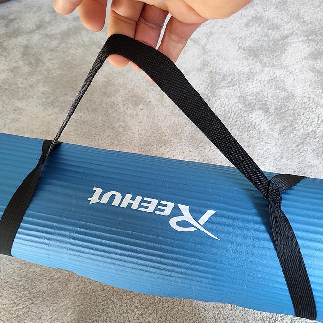 Reehut mat carriny strap