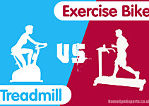 Should You Get an Exercise Bike or a Treadmill?