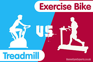 Should You Get an Exercise Bike or a Treadmill