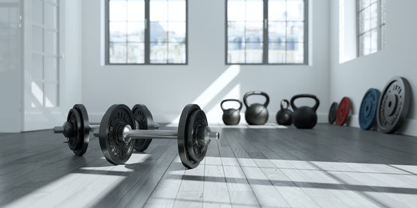 Benefits of lifting weights