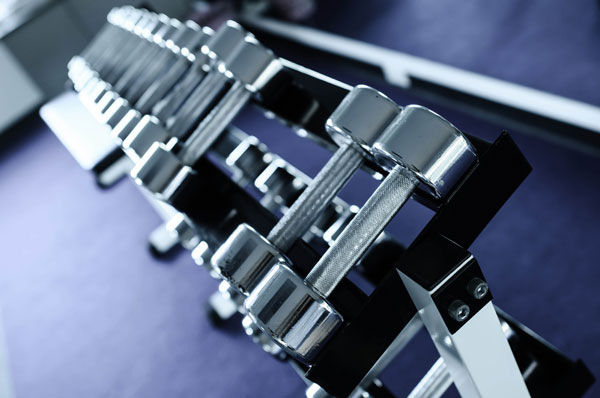 Dumbbells - Best All-in-One Machine