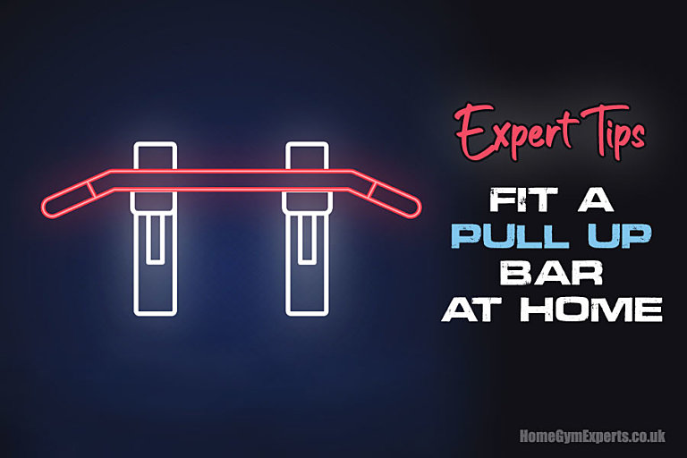 How to fit a pull up bar at home