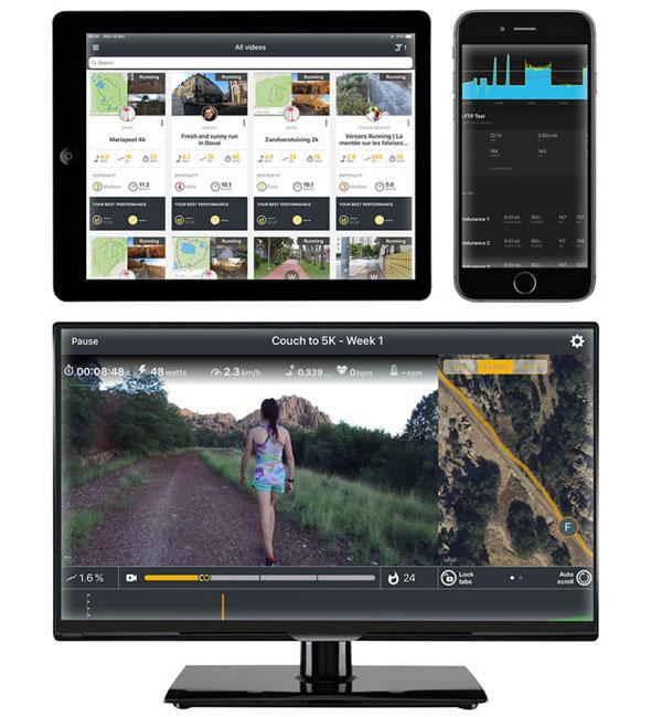 JTX Tri-Fit LCD Display