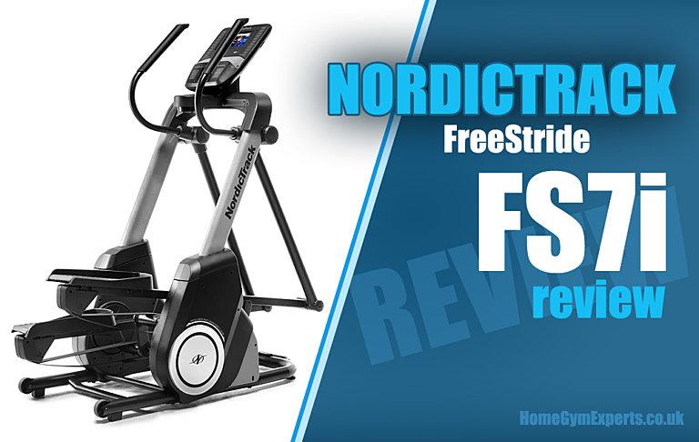 NordicTrack FreeStride FS7i Review