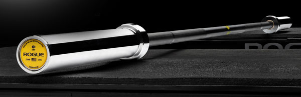 Rogue Fitness Olympic Weightlifting Bar