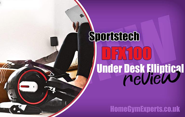 Sportstech DFX100 Stepper Review