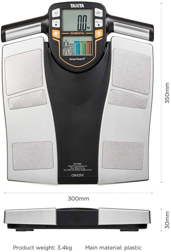 Tanita Body Composition Scales Review