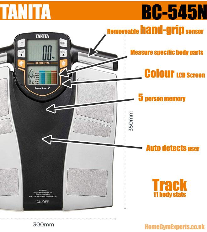 Tanita Body Composition Scales