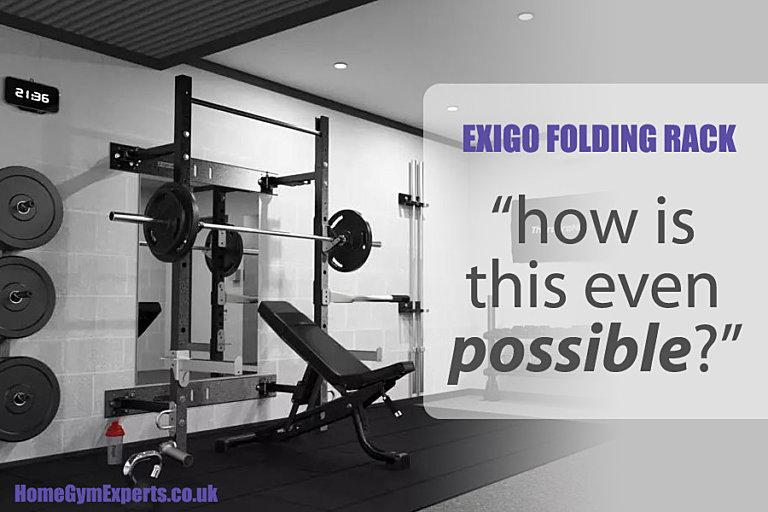 The Exigo Folding Rack