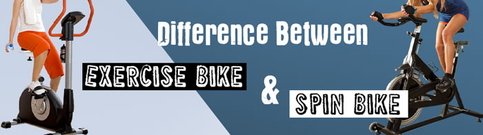 What is the Difference Between an Exercise Bike and a Spin Bike
