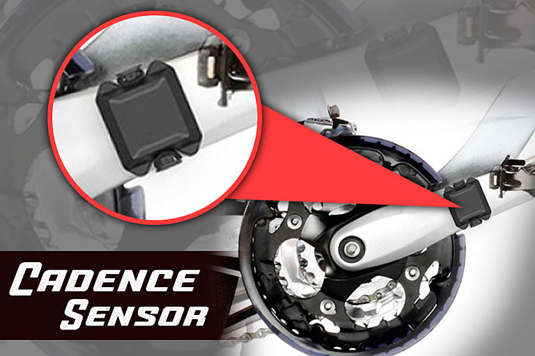 Should you be using a cadence sensor on your home exercise bike