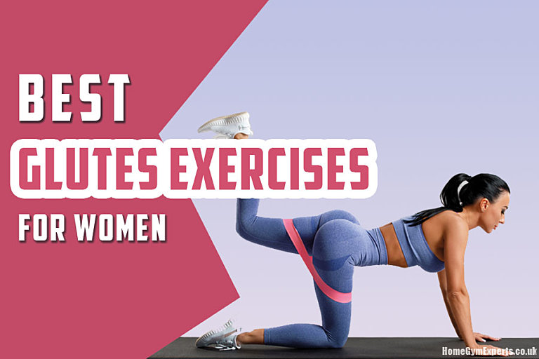 Best Glutes Exercises for Women