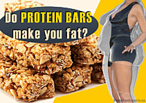Do protein bars make you fat?