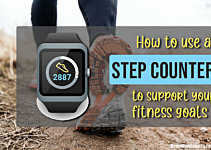 Why use a step counter? Using a pedometer to support your fitness goals