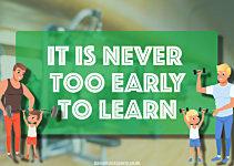 Kids in the Gym: Easy, Safe Strength Training For Children