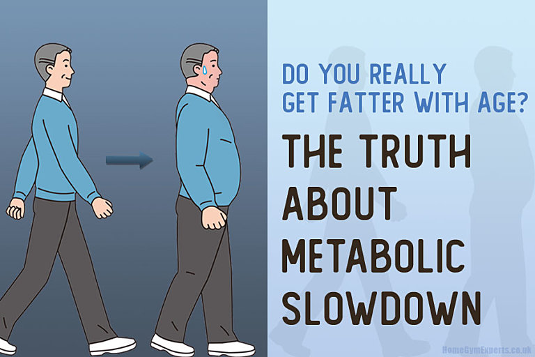 The truth The truth about metabolic slowdownabout metabolic slowdown