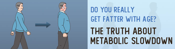 The truth about metabolic slowdown
