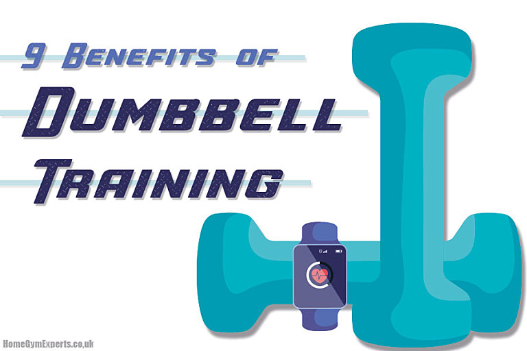 9 Benefits of Dumbbell Training - featured img