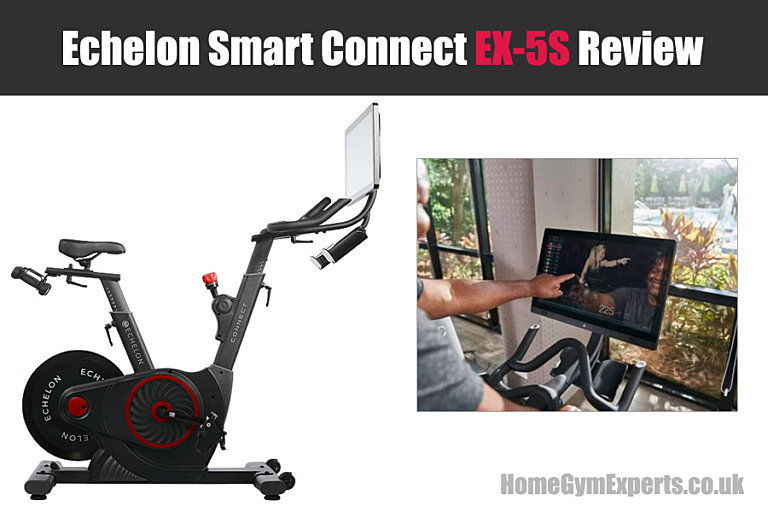 Echelon Smart Connect Bike EX-5S Review