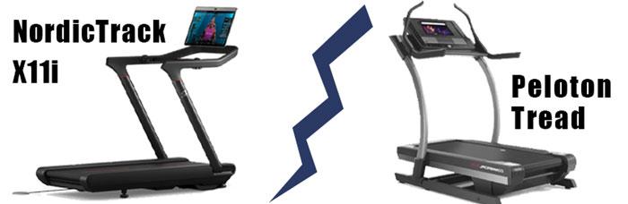 Peloton Treadmill vs NordicTrack X11i - build quality