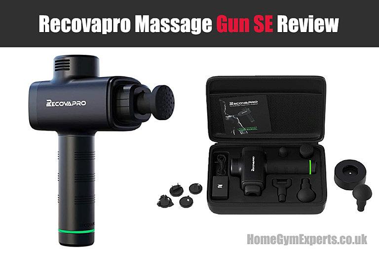 Recovapro Massage Gun SE Review