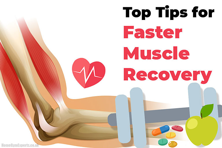 Top Tips for Faster Muscle Recovery - featured image