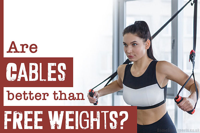 Are Cables better than Free Weights? - featured img