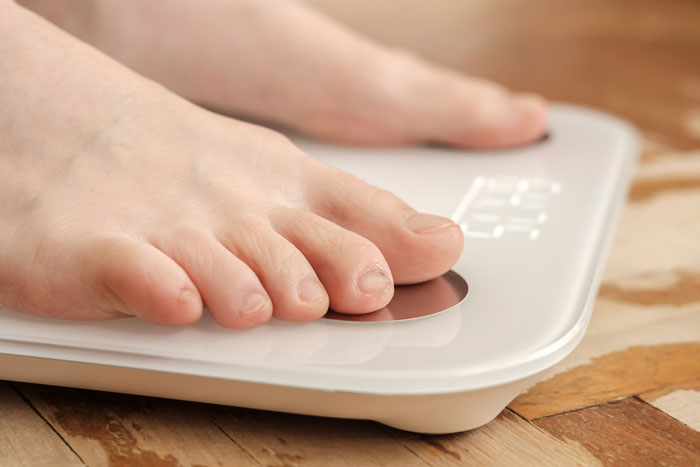 Body composition scale- Progress tracking