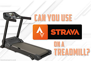 Can You Use Strava on a Treadmill - featured img