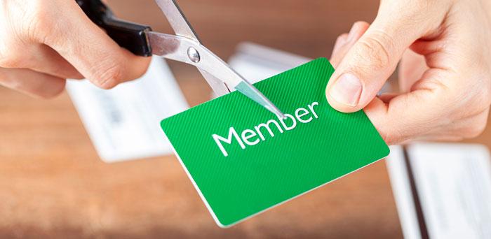 Cancel membership in iFit