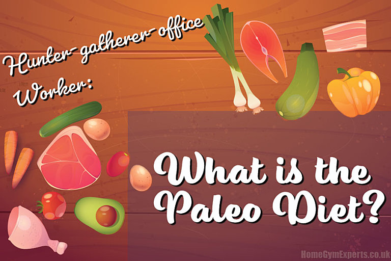 Hunter-gatherer-office Worker What is the Paleo Diet - featured image